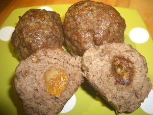 Hidden Treasure Meatballs