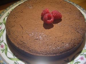 chocolate torte 155